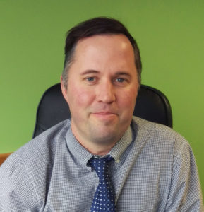Photo of Drew Warren, Director of Residential Services at Triangle